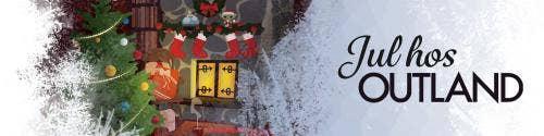 Jul hos Outland - se vårt adventskalender og gavetips!