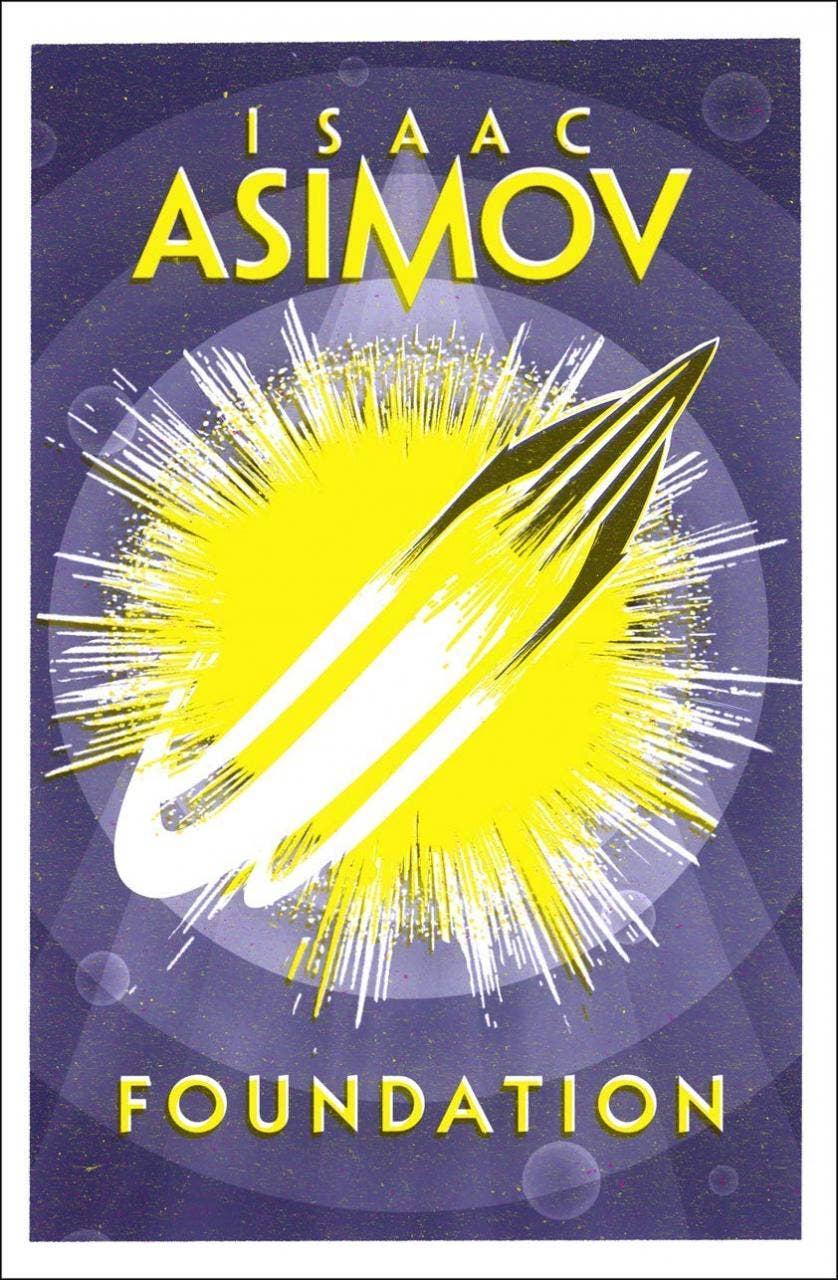 Serie i fokus   Foundation-serien av Isaac Asimov