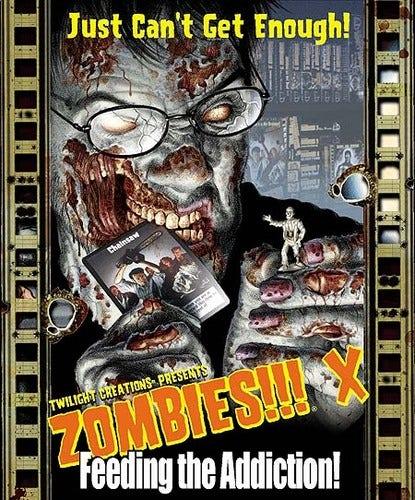 Zombies!!! X: Feeding the Addiction