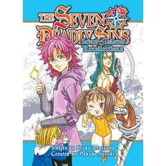 The Seven Deadly Sins: Septicolored Recollections
