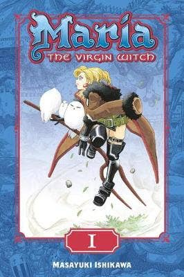 Maria The Virgin Witch 1