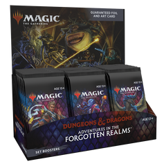 Adventures in the Forgotten Realms Set Booster Display Box