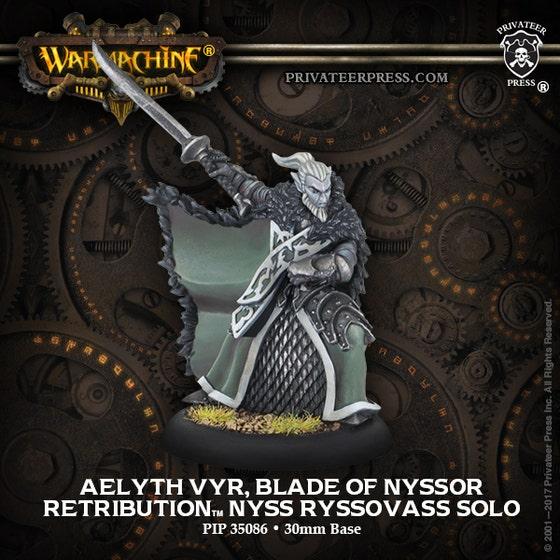 Aelyth Vyr, Blade of Nyssor Solo