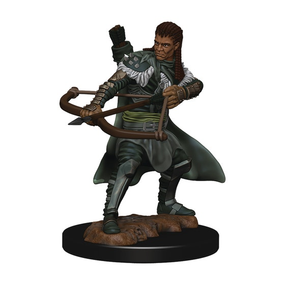 D&d Icons Realm Premium Painted Fig Human Ranger Male