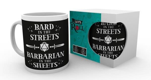 Bard in the Streets Mug 300 ml