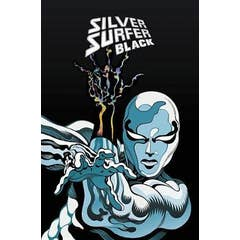 Silver Surfer: Black Treasury Edition