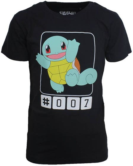 Squirtle Kid's T-Shirt (122/128)