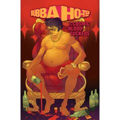 Bubba Ho-Tep and the Cosmic Blood-Suckers (Graphic Novel)
