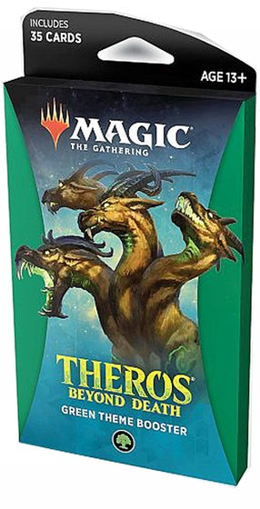 Theros Beyond Death Green Theme Booster Pack