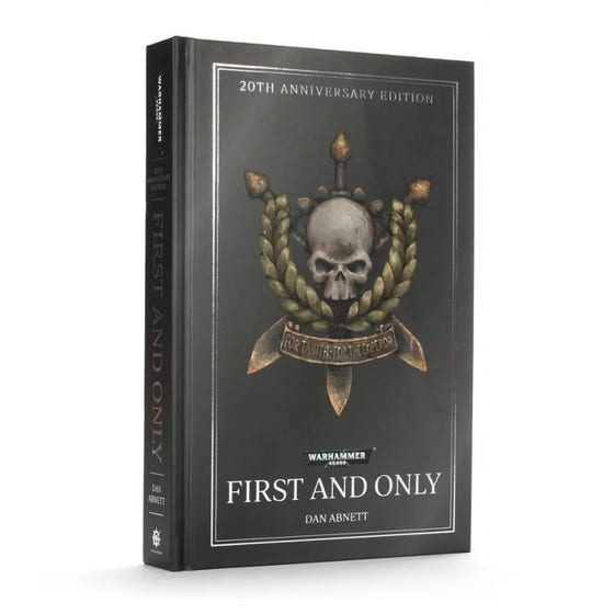 First and Only: 20th Anniversary Edition HC
