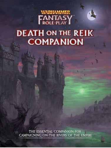 Enemy Within Vol 2. Death on the Reik Companion