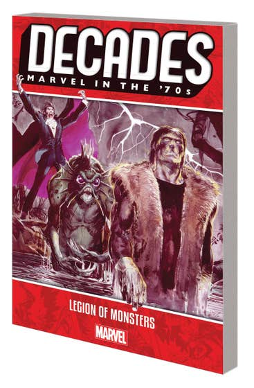 Decades: Marvel In The 70s - Legion Of Monsters
