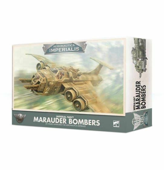 Marauder Bombers