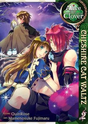 Alice in the Country of Clover: v.2: Cheshire Cat Waltz