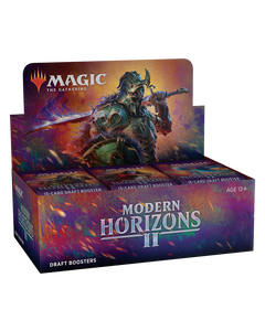 Modern Horizons 2 Draft Booster Display Box