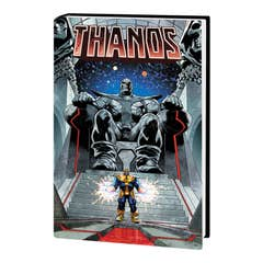 Thanos By Donny Cates
