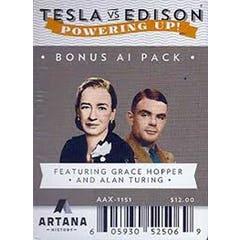 Tesla vs. Edison: Powering Up! – Bonus AI Pack