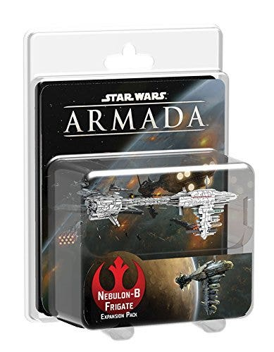 Star Wars: Armada – Nebulon-B Frigate Expansion Pack