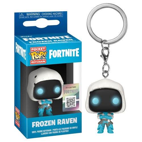 Frozen Raven Pocket POP! Keychain