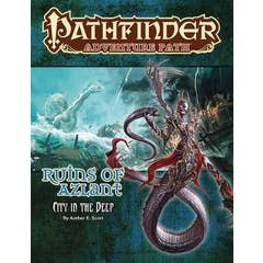 Pathfinder Adventure Path:  Ruins of Azlant 4 of 6-City in the Deep