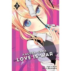 Kaguya-sama: Love Is War, Vol. 3