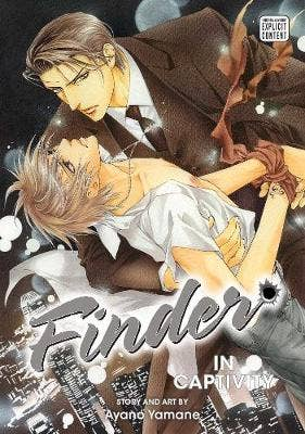 Finder Deluxe Edition: In Captivity, Vol. 4