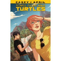 Teenage Mutant Ninja Turtles: Casey & April