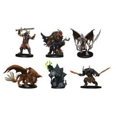 D&d Icons of the Realms Fig Pack Avernus Dark Order
