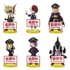 My Hero Academia World Collectible V8 12pc Bmb Fig Asst