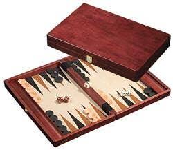 Kos Backgammon, Medium