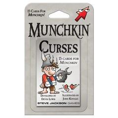 Munchkin Curses