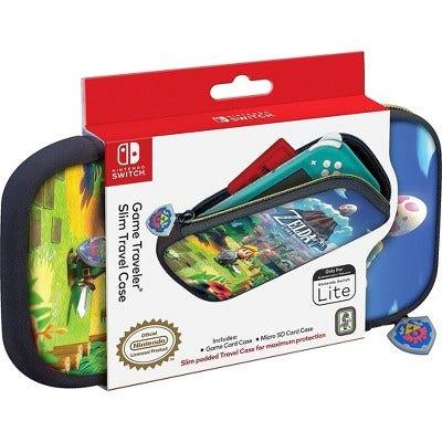 Switch Lite Zelda Slim Travel Case