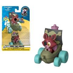 Foxy the Pirate Super Racer Figure