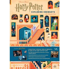 Harry Potter: The Mysteries of Hogwarts