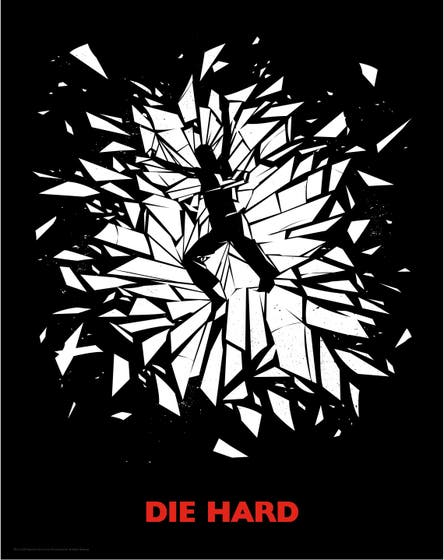 Die Hard Limited Edition Print
