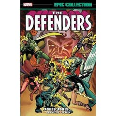 Defenders Epic Collection: Ashes, Ashes?
