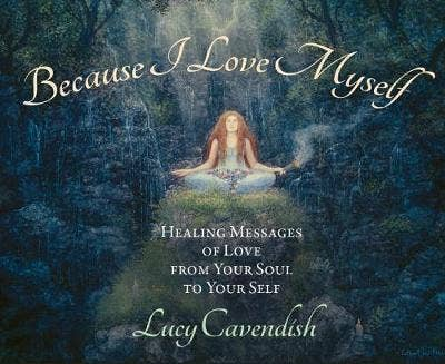 Because I Love Myself - Mini Oracle Cards: Healing Messages of Love from Your Soul to Your Self