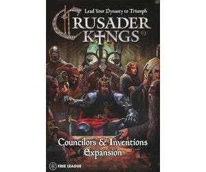 Crusader Kings: Councilors & Inventions Expansion