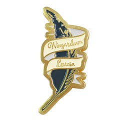 Wingardium Leviosa Enamel Pin Badge