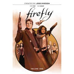 Firefly: The Unification War Vol. 1