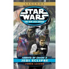 Jedi Eclipse: Star Wars Legends (The New Jedi Order: Agents of Chaos, Book II)