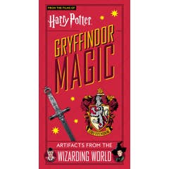 Harry Potter: Gryffindor Magic - Artifacts from the Wizarding World: Gryffindor Magic - Artifacts from the Wizarding World