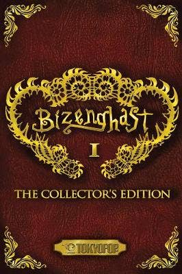 Bizenghast: The Collector's Edition Volume 1 manga: The Collectors Edition