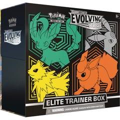 Sword & Shield Evolving Skies Elite Trainer Box