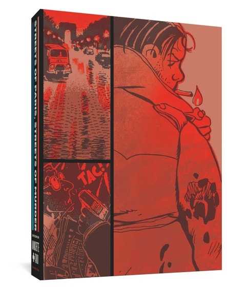 Streets Of Paris, Streets Of Murder Box Set: The Complete Noir Stories of Manchette and Tardi