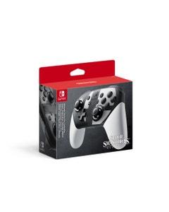 Super Smash Bros Ultimate Pro Controller