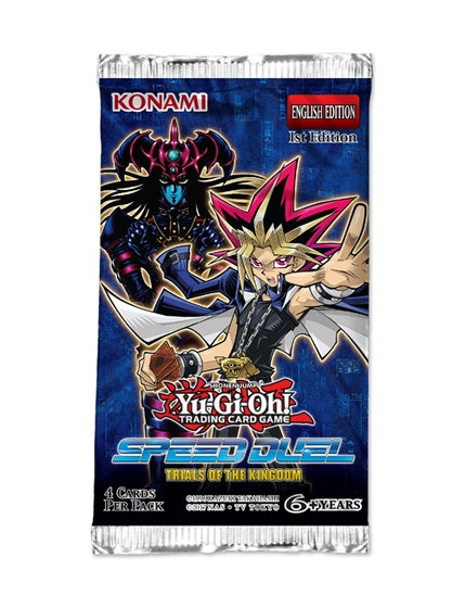 Trials of the Kingdom Speed Duel Booster Pack
