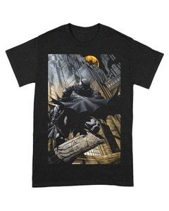 Night Gotham City T-Shirt (M)