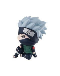 Naruto Look Up Series Kakashi Hatake Pvc Fig