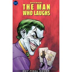 Batman: The Man Who Laughs Deluxe Edition
